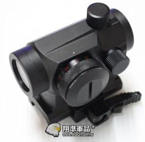 【翔準軍品AOG】T1-快拆型 內紅點 金屬材質 生存遊戲 周邊配件  B02010