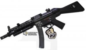 【翔準軍品AOG】BOLT MP5 SWAT A4 固定托 金屬材質 DBOLT-AGA