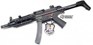 【翔準軍品AOG】BOLT MP5 SWAT A5 伸縮托 金屬材質  DBOLT-AGB