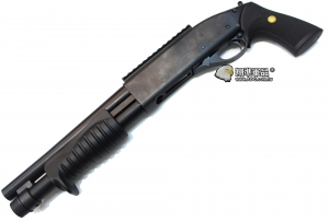 【翔準軍品AOG】 MARUI M870 瓦斯(短)散彈槍 散彈 MARUI 瓦斯槍 半金屬 生存遊戲 瓦斯散彈 DM-02-01-1
