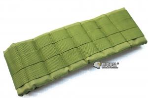 【翔準軍品AOG】 模式腰帶<綠> 戰術 腰帶 裝備 保全 特勤 登山 休閒 P8005-2