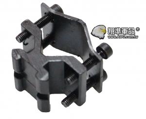 【翔準軍品AOG】管夾[魚骨款 槍管夾具 上半段] 金屬材質 零件 周邊商品 B05005B