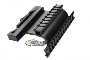 【翔準軍品AOG】AK74 SVD 側邊鏡橋 魚骨 鏡橋 鏡架 支架 金屬材質 零件 B05068B