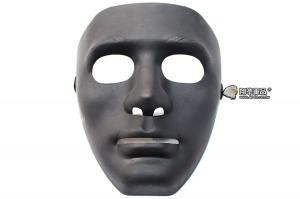 【翔準軍品AOG】泥人面具 護具 面具 面罩 護目 生存遊戲 派對 嚇人 偽裝 周邊配件 E0218