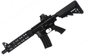 【翔準軍品AOG】 BOLT B4 FS 黑色 後座力 電動槍 生存遊戲 步槍 卡賓槍
