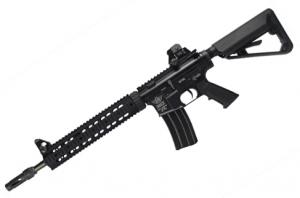 【翔準軍品AOG】 B4 LRP 黑色 BOLT 後座力 電動槍 生存遊戲 步槍 卡賓槍