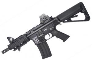 【翔準軍品AOG】 BOLT B4 PMC-Q 黑色 BOLT 後座力 電動槍 生存遊戲 步槍 卡賓槍