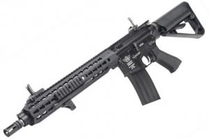 【翔準軍品AOG】 BOLT MK18 MOD-1 黑色 BOLT 後座力 電動槍 生存遊戲 步槍 卡賓槍