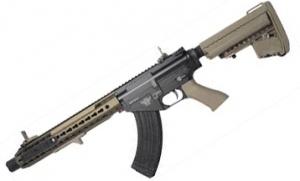 【翔準軍品AOG】 BOLT BR47 KEYMOD SUPPRESSOR 沙色 BOLT 後座力 電動槍 生存遊戲 步槍 卡賓槍