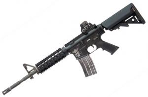【翔準軍品AOG】 BOLT B4 SOPMOD 黑色 BOLT 後座力 電動槍 生存遊戲 步槍 卡賓槍