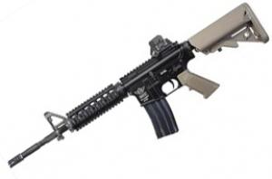 【翔準軍品AOG】 BOLT B4 SOPMOD 沙色 BOLT 後座力 電動槍 生存遊戲 步槍 卡賓槍