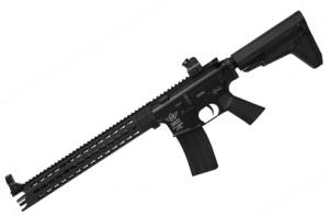 【翔準軍品AOG】 BOLT B4 KEYMOD COBRA 黑色 BOLT 後座力 電動槍 生存遊戲 步槍 卡賓槍
