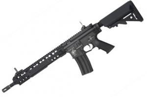 【翔準軍品AOG】 SR-16 URX3.1 黑色 BOLT 後座力 電動槍 生存遊戲 步槍 卡賓槍