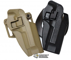 【翔準軍品AOG】M9  硬殼腰掛 手槍套 硬殼槍套 周邊零配件 瓦斯槍 P1107-1