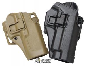 【翔準軍品AOG】Glock硬殼腰掛 手槍套 硬殼槍套 周邊零配件 瓦斯槍 P1108-1