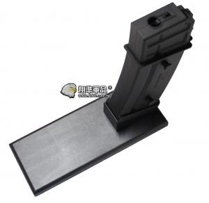 【翔準軍品AOG】展示架 假彈匣 AEG G36 XR8 電槍 塑膠材質 支架 架子 AK- GS-03