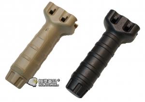 【翔準軍品AOG】垂直握把12公分 GTA1086 零件 改裝 塑膠材質 生存遊戲 C0204