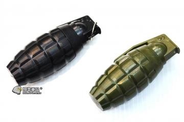 【翔準國際AOG】手榴彈筆(黑/綠) 翔準行銷品 原子筆 送禮 贈品 正能量 手榴彈 造型 創意