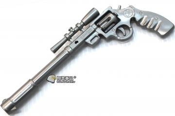 【翔準國際AOG】左輪手槍筆 翔準行銷品 原子筆 送禮 贈品 正能量 左輪  造型 創意
