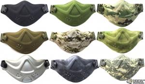 【翔準軍品AOG】未來戰士(黑/綠/CP/尼/數沙/潑綠/銀/黑蟒/ACU) 護具 面具 面罩 護目 生存遊戲 周邊配件 E02013