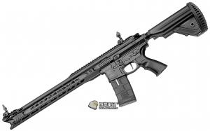 【翔準軍品AOG】 ICS CXP-MARS Komodo 電子板機版 黑色 電動槍 步槍 全金屬 一芝軒 MARS 生存遊戲 ICS-300S3