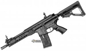 【翔準軍品AOG】 ICS CXP-MARS SBR FET版 黑色 電動槍 步槍 全金屬 一芝軒 MARS 生存遊戲 ICS-301