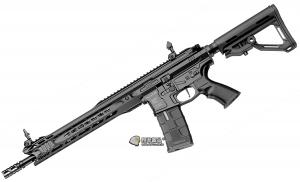 【翔準軍品AOG】 ICS CXP-MARS Carbine 電子板機版 黑色 電動槍 步槍 全金屬 一芝軒 MARS 生存遊戲 ICS-302S3