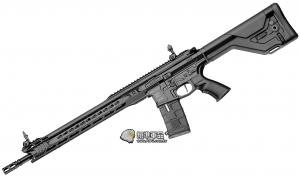 【翔準軍品AOG】 ICS CXP-MARS DMR 電子板機版 黑色 電動槍 步槍 全金屬 一芝軒 MARS 生存遊戲 ICS-303S3