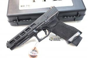 【翔準軍品AOG】 Bell ZEV G34 瓦斯手槍 GLOCK 附槍盒 免運費 三個月保修 D-24BEL-767
