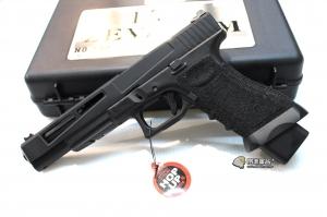 【翔準軍品AOG】 Bell ZEV G17L瓦斯手槍 瓦斯手槍 附槍盒 免運費 三個月保修 D-24BEL-762
