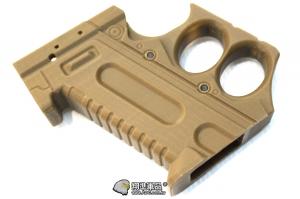 【翔準軍品AOG】 ROCK II 巨石握把套件 CLOCK套件 G17 G18 沙色 (WE適用) D-2417410SD