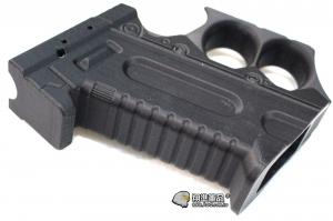 【翔準軍品AOG】 ROCK II 巨石握把套件 CLOCK套件 G17 G18 黑色 (WE適用) D-2417410BK
