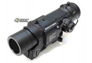 【翔準軍品AOG】 火車頭1倍變4倍狙擊鏡變內紅點 夾具 準心 瞄具 周邊 生存遊戲 金屬 包包 生存遊戲 裝備 B02062A