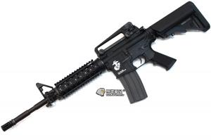 【翔準軍品AOG】 【KWA】M4 RIS 刻字 電動槍 全金屬 魚骨 玩具槍 彈匣 扣環 生存遊戲 D-06-6-02