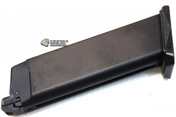 【翔準軍品AOG】【WE】原力G17短彈匣 GLOCK 瓦斯 彈匣 BB彈 填彈器 瓦斯槍 金屬 零件 6mm D-01-021A