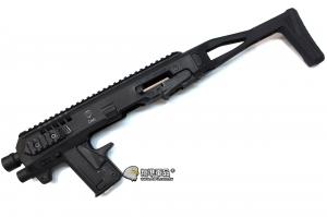 【翔準軍品AOG】 【免運費】CAA Airsoft G17套件 GLOCK CAA正廠真槍廠授權刻字 寬軌 戰術 塑膠 握把 CAD-MIC-17