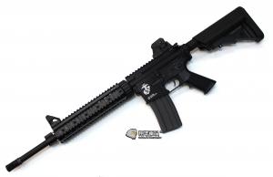 【翔準軍品AOG】 【KWA】M4 SR10 刻字 電動槍 全金屬 魚骨 玩具槍 彈匣 扣環 生存遊戲 D-06-6-05