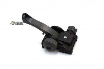 【翔準軍品AOG】 APS金屬準心 照門 金屬 魚骨 零件 生存遊戲 瞄具 夾具 螺絲 寬軌 1118-3