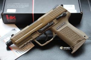 【翔準軍品AOG】 UMAREX HK 瓦斯槍 GBB 手槍 拆卸 半金屬 後座力 副武器 生存遊戲  D-08-09A2
