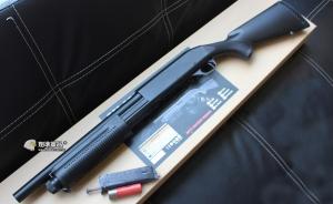 【翔準軍品AOG】CYMA  M870 SHOTGUN 散彈槍 付彈殼 手拉空氣槍 拉一打三 超值散彈槍 DA-CM350