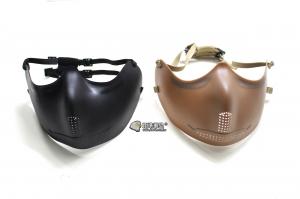 【翔準軍品AOG】 尼龍面罩 黑 沙兩色 面罩 護具 面具 生存遊戲 周邊商品 E0217-2
