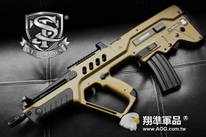 【翔準軍品AOG】【S&T】T21 TAVOR  以色列 突擊步槍 犢牛式 特種部隊 ST-AEG-16