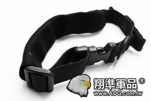 【翔準軍品AOG】迷彩 狗 戰術項圈 警犬 軍用犬 軍犬 犬項圈 黑 G50KA