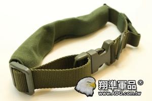 【翔準軍品AOG】迷彩 狗 戰術項圈 警犬 軍用犬 軍犬 犬項圈 OD 綠色 G50KA