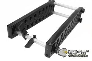 【翔準軍品AOG】60X55CM槍架黑色 狙擊槍 步槍 M16 M4 416 AK  TG-10 P06CA