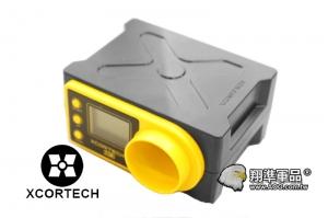 【翔準軍品AOG】新款 測速器X3200(黑) 測初速儀器 測槍速器具 B04028-1B