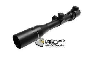【翔準軍品AOG】 3-9X32 消光筒 狙擊鏡 紅綠光 瞄準鏡 槍瞄 長槍 電動槍 CO2槍 空氣槍 弓箭  B01011