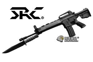 【翔準國際AOG】現貨! SRC T91 國軍刺刀版 全金屬 電動槍 保固60天 國防 軍人 愛國 台灣