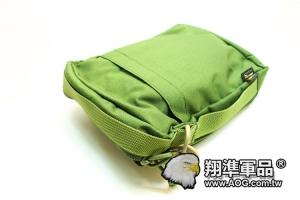 【翔準軍品AOG】 抓捕包  翔野 MOLLE 斜挎包 綠色 跨包單車軍事迷彩側背包 FBT-G042C