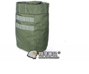 【翔準軍品AOG】 FLYYE_桶型彈匣回收袋 綠色 迷彩包雜物包戰術背心生存 FPH-M028B